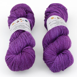 The Uncommon Thread, Posh Fingering // Birthstone at  The Loopy Ewe