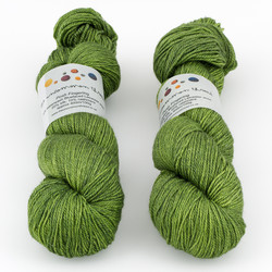 The Uncommon Thread, Posh Fingering // Botany at  The Loopy Ewe