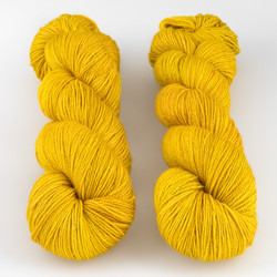 The Uncommon Thread, Posh Fingering // Beeswax at  The Loopy Ewe