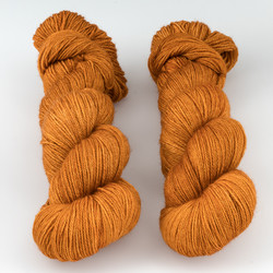 The Uncommon Thread, Posh Fingering // Fe203 at  The Loopy Ewe