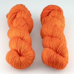 The Uncommon Thread, Posh Fingering // Citrus Peel at  The Loopy Ewe