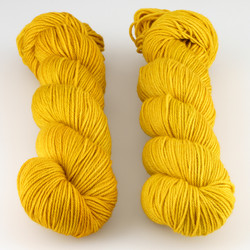The Uncommon Thread, Merino DK // Beeswax at  The Loopy Ewe