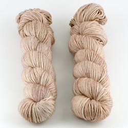 The Uncommon Thread, Merino DK // Tea Smoked at  The Loopy Ewe