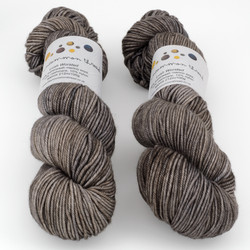 The Uncommon Thread, Lush Worsted // Attic Room at  The Loopy Ewe