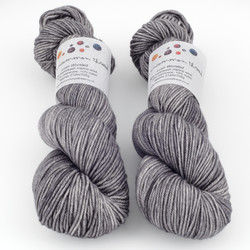 The Uncommon Thread, Lush Worsted // Baby Elephant Walk at  The Loopy Ewe