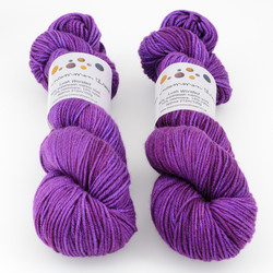 The Uncommon Thread, Lush Worsted // Birthstone at  The Loopy Ewe