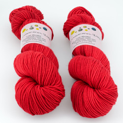The Uncommon Thread, Lush Worsted // Debauchery at  The Loopy Ewe