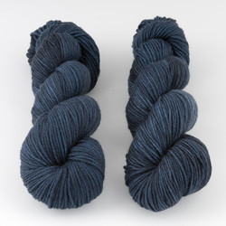 The Uncommon Thread, Lush Worsted // Stonewashed at  The Loopy Ewe