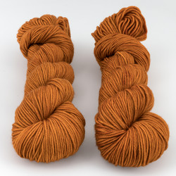 The Uncommon Thread, Lush Worsted // Fe203 at  The Loopy Ewe