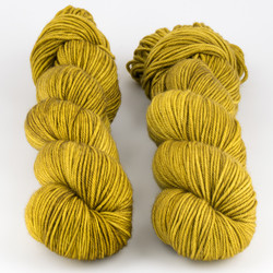 The Uncommon Thread, Lush Worsted // Meadow Grass at  The Loopy Ewe