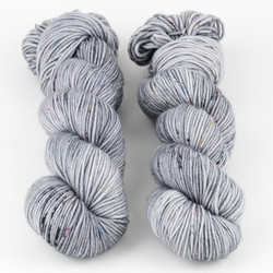 The Uncommon Thread, Lush Worsted // Spektor B at  The Loopy Ewe
