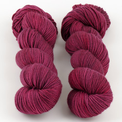 The Uncommon Thread, Lush Worsted // Lust B at  The Loopy Ewe