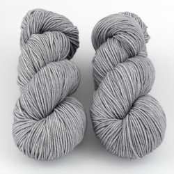 Magpie Fibers, Swanky DK // Alloy at  The Loopy Ewe