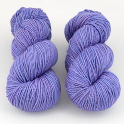 Magpie Fibers, Swanky DK // Sarah's Violet x at  The Loopy Ewe