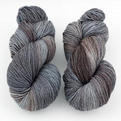 Ancient Arts Fibre Crafts, Heavy Fingering Yarn // Weimaraner at  The Loopy Ewe