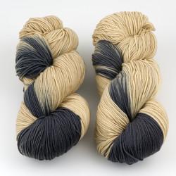 Ancient Arts Fibre Crafts, Heavy Fingering Yarn // Pug Dog at  The Loopy Ewe