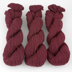 Blue Sky Fibers, Woolstok // 1310 Cranberry Compote at  The Loopy Ewe