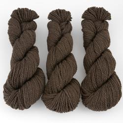 Blue Sky Fibers, Woolstok // 1313 Dark Chocolate at  The Loopy Ewe