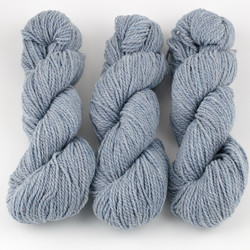 Blue Sky Fibers, Woolstok // 1324 Morning Frost at  The Loopy Ewe