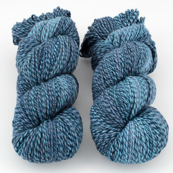 Cascade, 220 Superwash Wave // 106 Blue at  The Loopy Ewe
