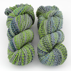 Cascade, 220 Superwash Wave // 112 Seattle at  The Loopy Ewe