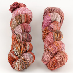 Dream in Color, Pop Up Skein Club // October 2020 at  The Loopy Ewe