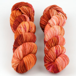 Dream in Color, Pop Up Skein Club // February 2021 at  The Loopy Ewe