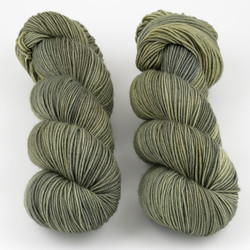 Knerd String, Sport Weight // Earthy at  The Loopy Ewe