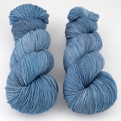 Knerd String, Sport Weight // Mr. Blue Sky at  The Loopy Ewe