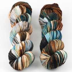 Dream in Color, City // Burr at  The Loopy Ewe