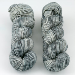 Dream in Color, City // Grey Tabby at  The Loopy Ewe