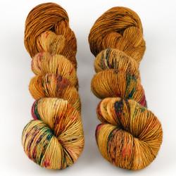 Uschitita Fibre Art, Merino Singles // Wild Honey