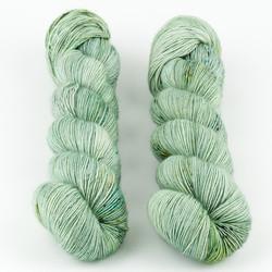 Uschitita Fibre Art, Merino Singles // Glacier