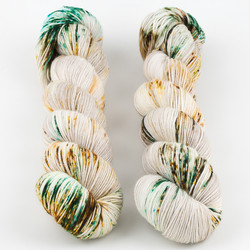 Uschitita Fibre Art, Merino Sock // Braveheart