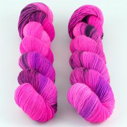 Uschitita Fibre Art, Merino Sock // Strange Love
