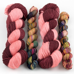 Dream in Color, Sock-It Club // September at  The Loopy Ewe