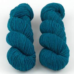 Primrose Yarn Co, Roan DK // Cerulean at  The Loopy Ewe