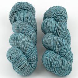 Primrose Yarn Co, Roan DK // Neptune at  The Loopy Ewe