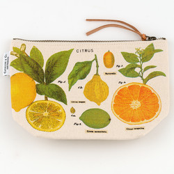 Cavallini Vintage Pouch at  The Loopy Ewe