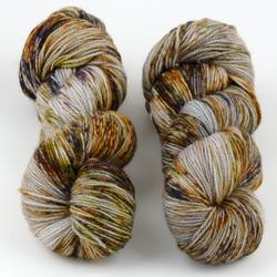 Essence of Autumn, Pasture Sock // Cobblestones of Scotland