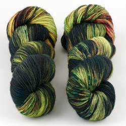 Essence of Autumn, Pasture Sock // Dragonfly