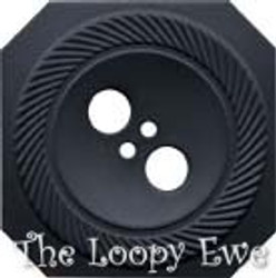 """Black Square - 2 1/4"""" (40940) at  The Loopy Ewe"""