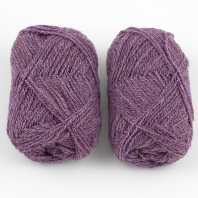 Jamieson & Smith, 2ply Jumper Weight // 133 Mix