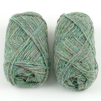 Jamieson & Smith, 2ply Jumper Weight // 1282 Mix
