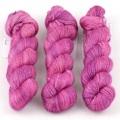 JulieSpins, Cashmere Silk Lace // Ladybank