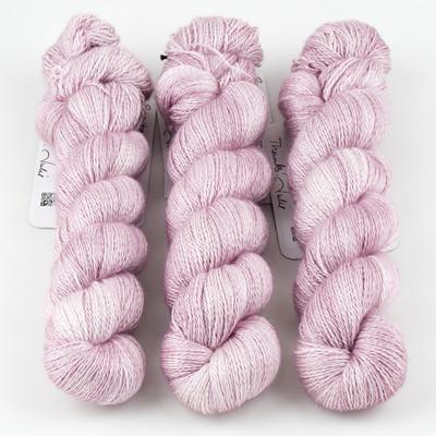 JulieSpins, Cashmere Silk Lace // Rosita