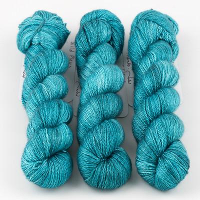 JulieSpins, Cashmere Silk Lace // Wild Places