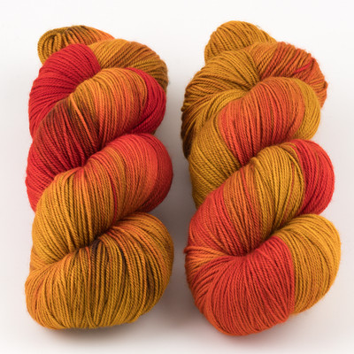 Wollmeise, Nobody is Perfect: Blend // Orient