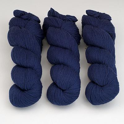 Cascade, Heritage Sock - Solids // 5603 Marine
