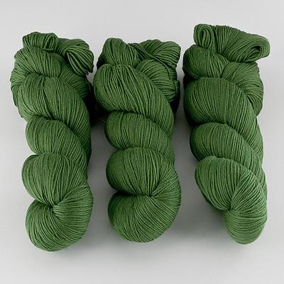 Cascade, Heritage Sock - Solids // 5612 Moss
